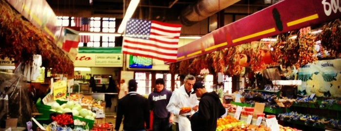Arthur Avenue Retail Market is one of NYC on my way.