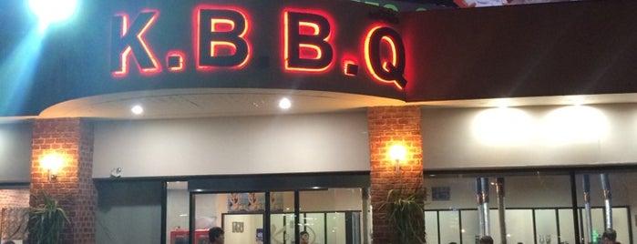 K.B.B.Q ถนนศรีนครินทร์ is one of Just try it.