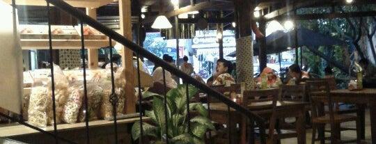 Pondok Cabe Bistro is one of 20 favorite restaurants.