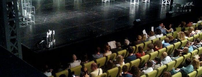 Большой зал is one of Театры Петербурга.