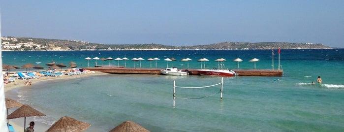 Miplaya Beach & Club is one of İzmir.