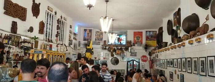 Bar do Mineiro is one of Travel Guide to Rio de Janeiro.