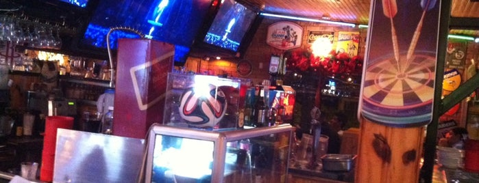 Bar el Ranchito is one of Tibas's best spots.