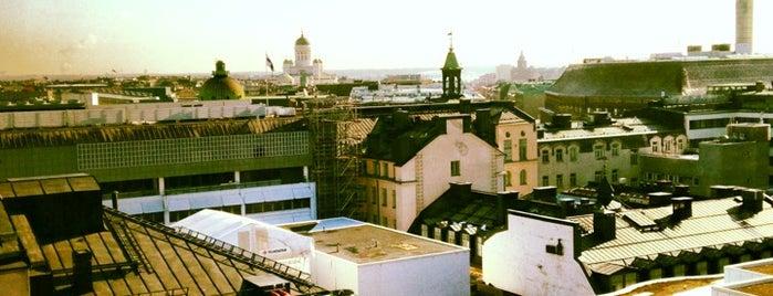 Bläk Members Club is one of Helsinki.