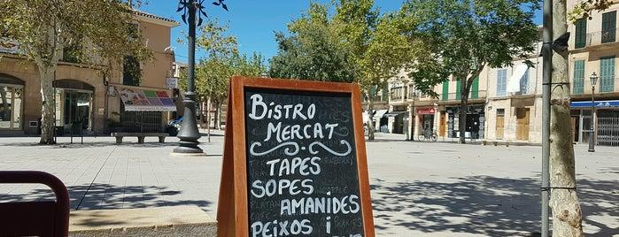 Bistro Mercat is one of ¡Palma está en mi alma!.