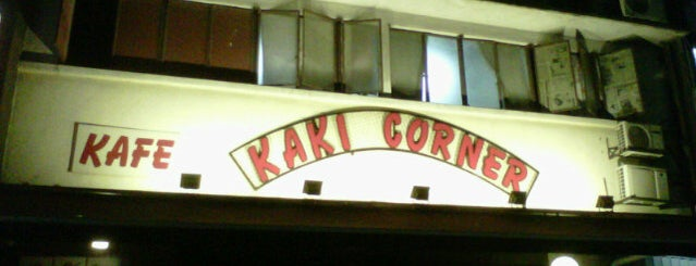Kafe Kaki Corner is one of KL/ Cheras.