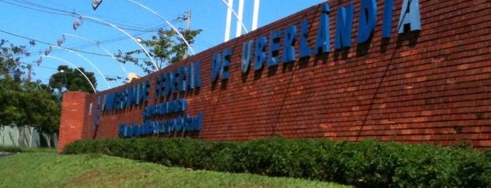 UFU - Universidade Federal de Uberlândia is one of MAYORSHIPS.