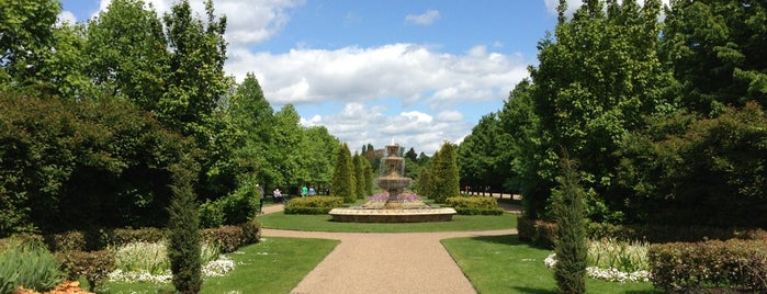 Regent's Park is one of Best places in London, United Kingdom.