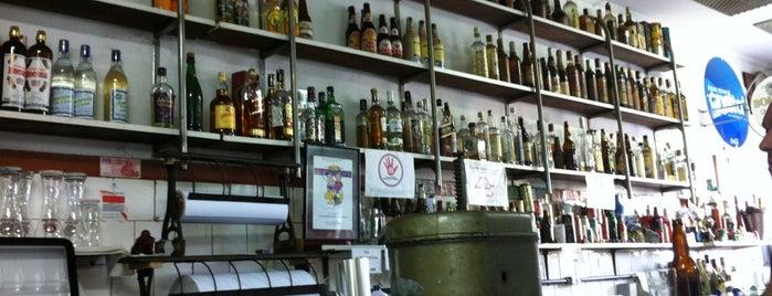 Bar do Luiz Nozoie is one of Henri's TOP Bars!.