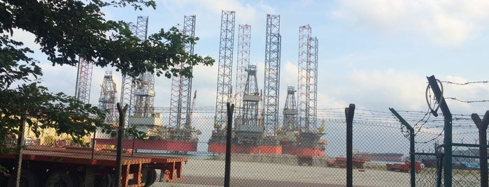 Kemaman Supply Base (KSB) is one of 주변장소5.