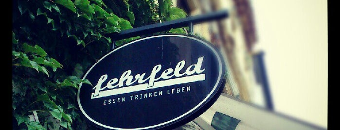Fehrfeld is one of Tatort Rudelgucken.