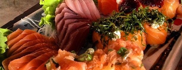 Kanji Sushi Lounge is one of Restaurante Japonês.