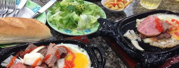 Beefsteak Cao Nguyen is one of Đồ ăn sài gòn.