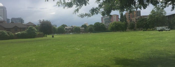 Bartlett Park is one of Football grounds in and around London.