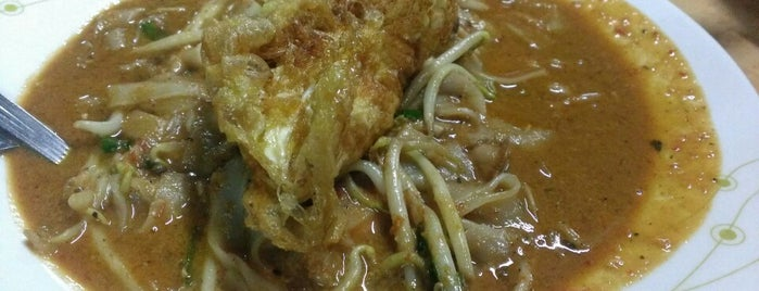 IS char kuey teow BM is one of Penang Spot.