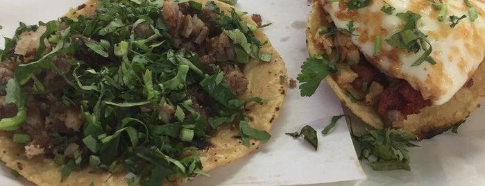 Tacos Los Altos is one of CENA QRO.
