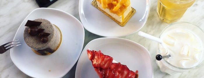 Dolce Dessert is one of cafe&restaurant.