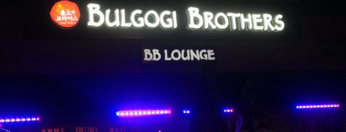Bulgogi Brothers is one of Restos to try.