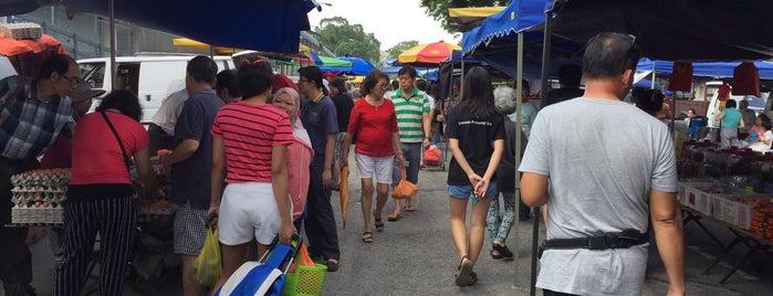Pasar Malam Subang Jaya is one of Makan @ PJ/Subang (Petaling) #7.
