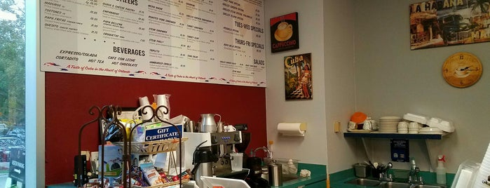 Cuban-american Cafe is one of Restaurant To Do List.