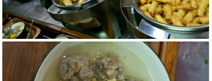 Bakso Malang Mandeep is one of makan makaaaann.
