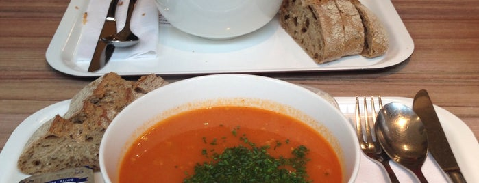 Soup'r is one of Belgium.