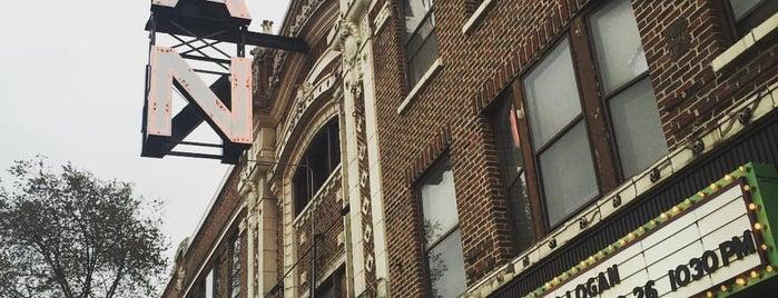 Logan Theatre is one of Explore Logan Square, Chicago.
