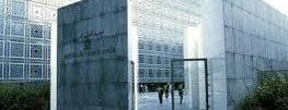 Institut du Monde Arabe is one of Musées Visités.