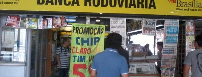 Banca Rodoviária is one of comércio & serviços.