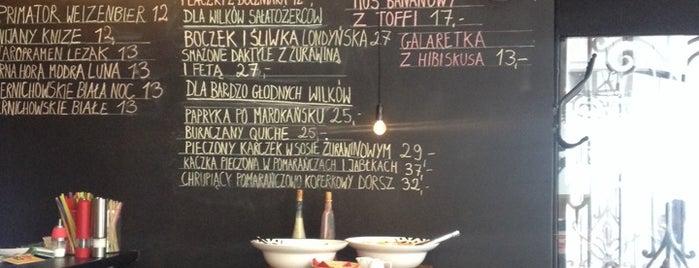 Wilczy głód is one of WAW lunch.