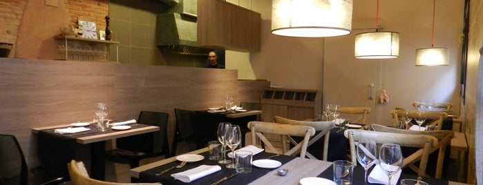 Petit Pau is one of restaurants bcn qualitat.