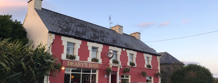 Deasy's Seafood Restaurant is one of PIBWTD.