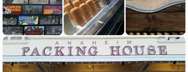 Anaheim Packing House is one of Orange County food.