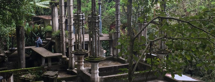 Las Pozas Y Jardín Escultórico De Edward James, Xilitla is one of Lugares favoritos de Daniel.