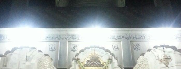 Shivapur Dargah is one of around.