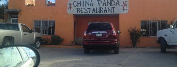 China Panda is one of 20 favorite restaurants.