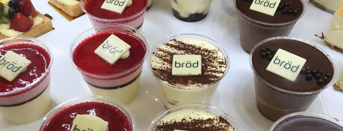 Bröd Kitchen is one of healthy eats.