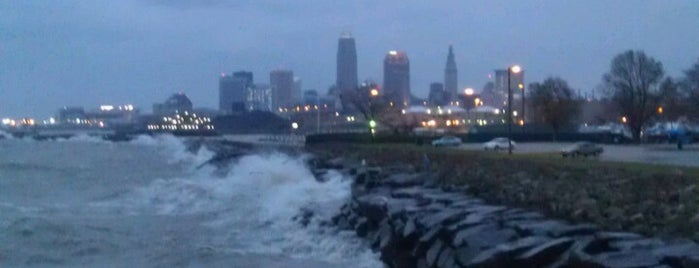 Edgewater Park is one of The 15 Best Places with Scenic Views in Cleveland.