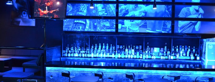 Blue Bar is one of YA FUI PUEBLA.
