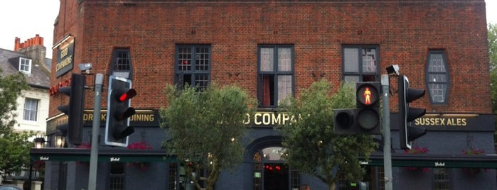 Good Companions is one of Dog Friendly Brighton.