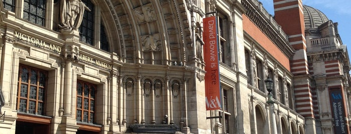 Victoria and Albert Museum (V&A) is one of London tour.