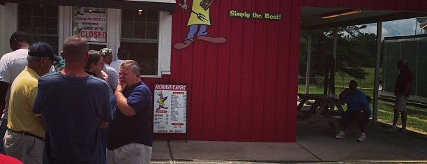 Ronnie's Ribs is one of South Carolina Barbecue Trail - Part 1.