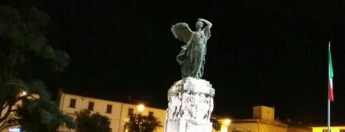 Piazza Della Vittoria is one of Best places in Firenze, Italia.
