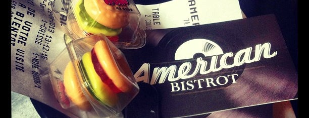 American Bistrot is one of Brunch.