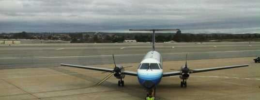 Monterey Regional Airport (MRY) is one of Airports~Part 1....