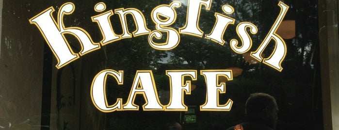 Kingfish Cafe is one of Mac n Cheese.