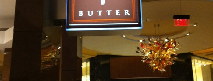 Bread and Butter is one of WATER CLUB & BORGATA.