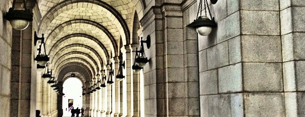 Union Station is one of traveling.