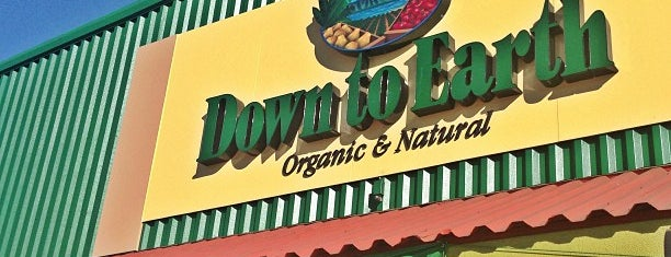 Down to Earth Organic & Natural is one of Maui.