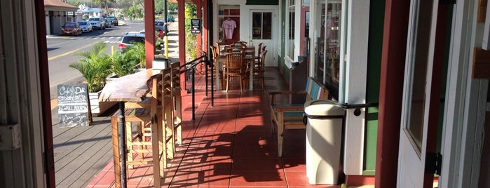 Ma'alaea General Store & Cafe is one of Maui.